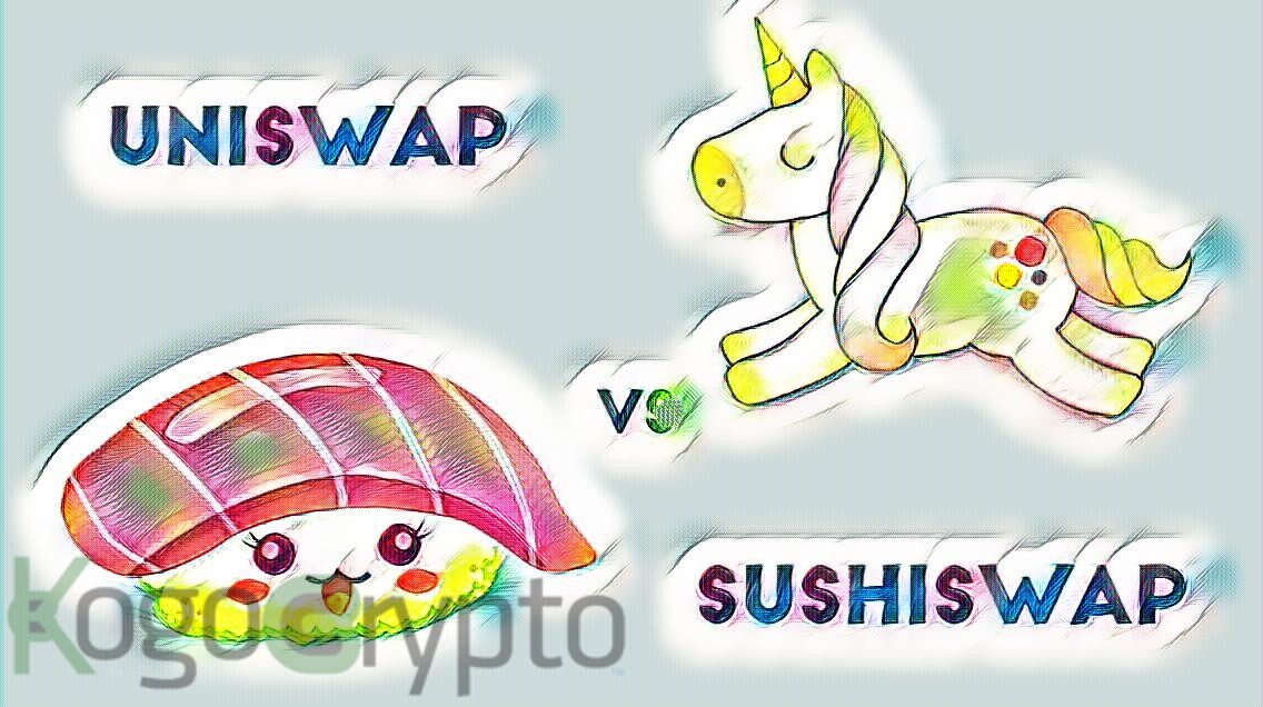 If Uniswap is your king, here is why you should make SushiSwap your queen too