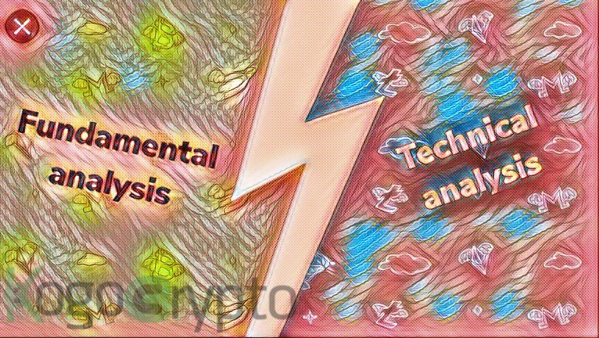 What is the difference between crypto fundamental analysis and technical analysis?
