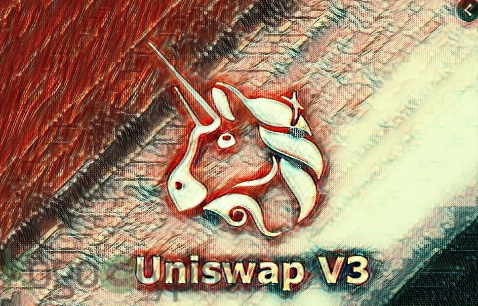 The fees are steep, but Uniswap v3 sees more traffic on launch day than v2 does in the first month.