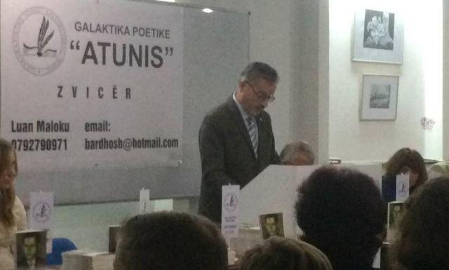"""""""Një qind mijë poetë për ndryshime"""" në Preshevë"""