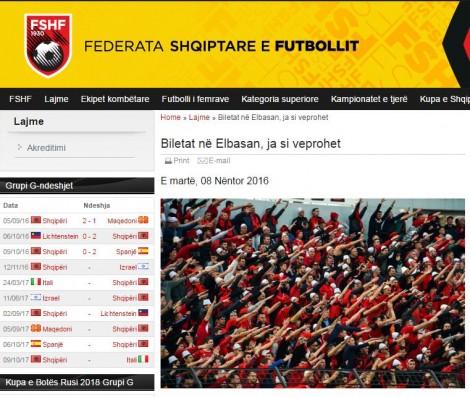 FSHF tregon hapat si ta ndërroni biletën që kishit blerë për në Shkodër