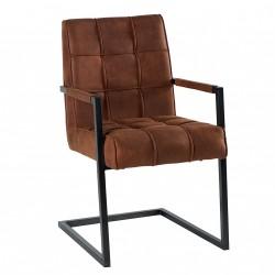 chaise havane avec accoudoirs cha170hav de casita koh deco