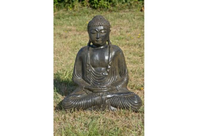 Statue De Jardin Zen Le Bouddha éternel Et L Art La Décoration Orientale