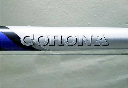 Lo Corona Rad schriftzug
