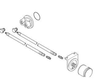 Kohler Part # 2470202S Remote Oil Filter : Kohler Engines