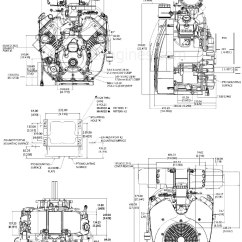 Briggs And Stratton Charging System Wiring Diagram Easy Diagrams Ch940 Ch960 Ch980 Ch1000 Drawings - Opeengines.com