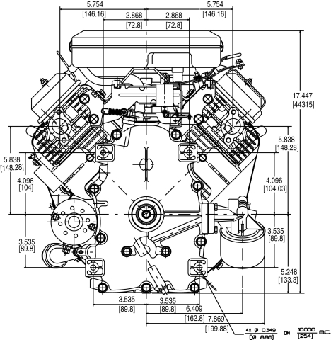 Wiring Diagram For 16 Hp Kohler Engine