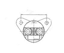 Kohler Part # 1743505S Starter Solenoid Relay CH395 CH440