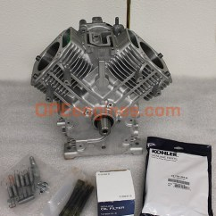 Briggs And Stratton V Twin Wiring Diagram Falcon 90 Kohler Short Blocks - Long Mini