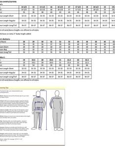 Size chart also men   marc anthony slim fit suit jacket rh kohls