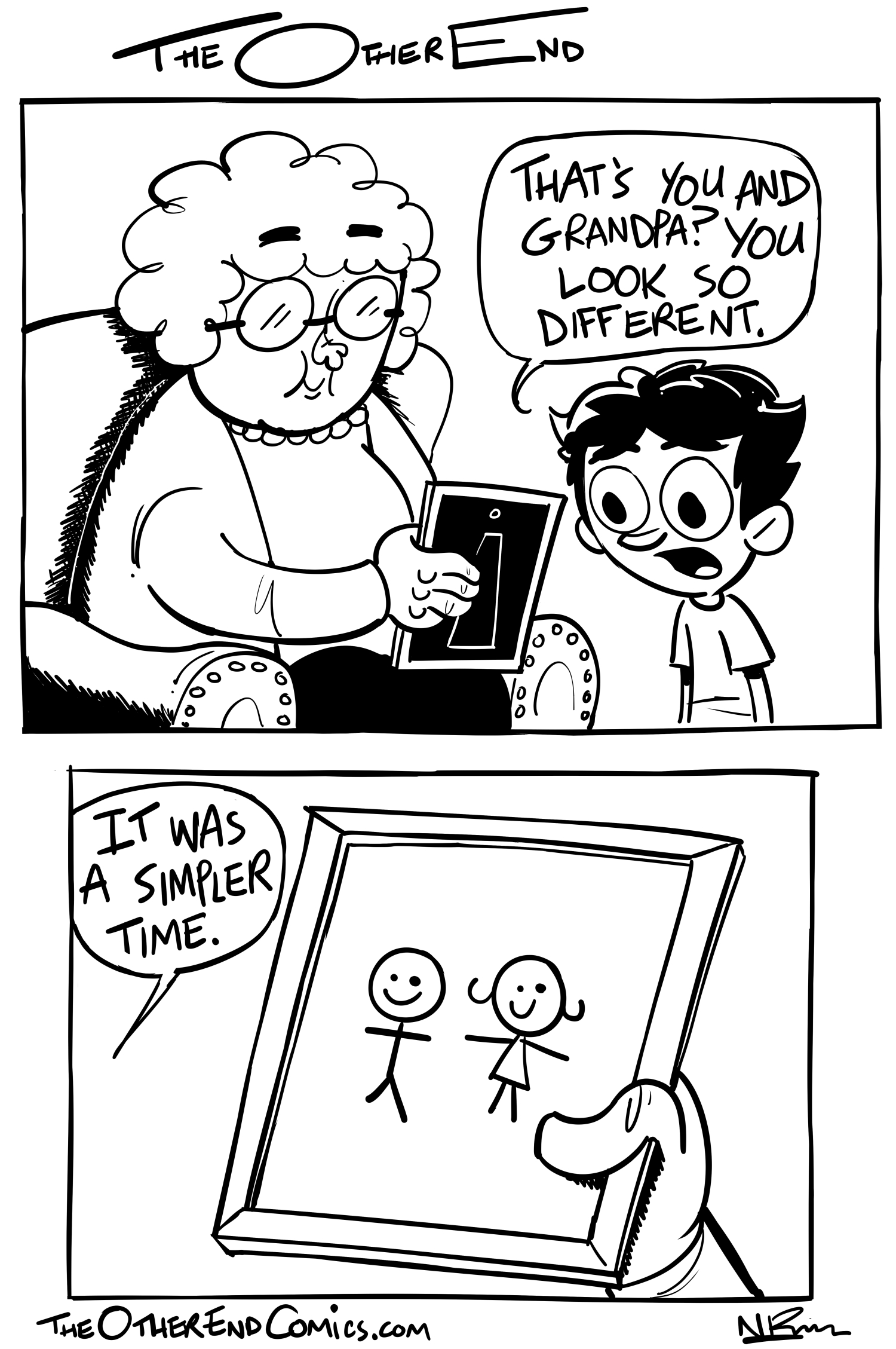 That's a beautiful portrait