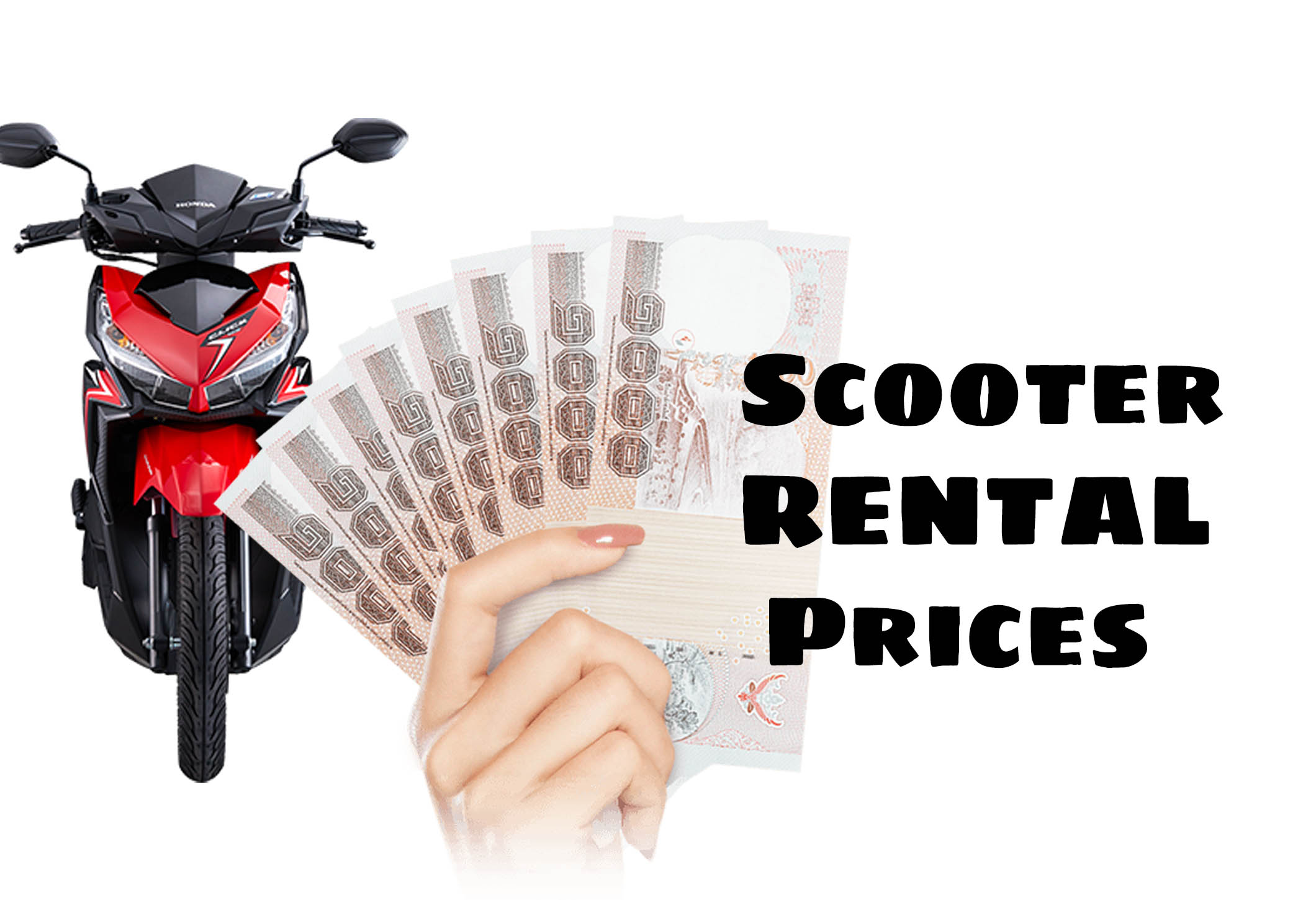 Scooter Rental Prices