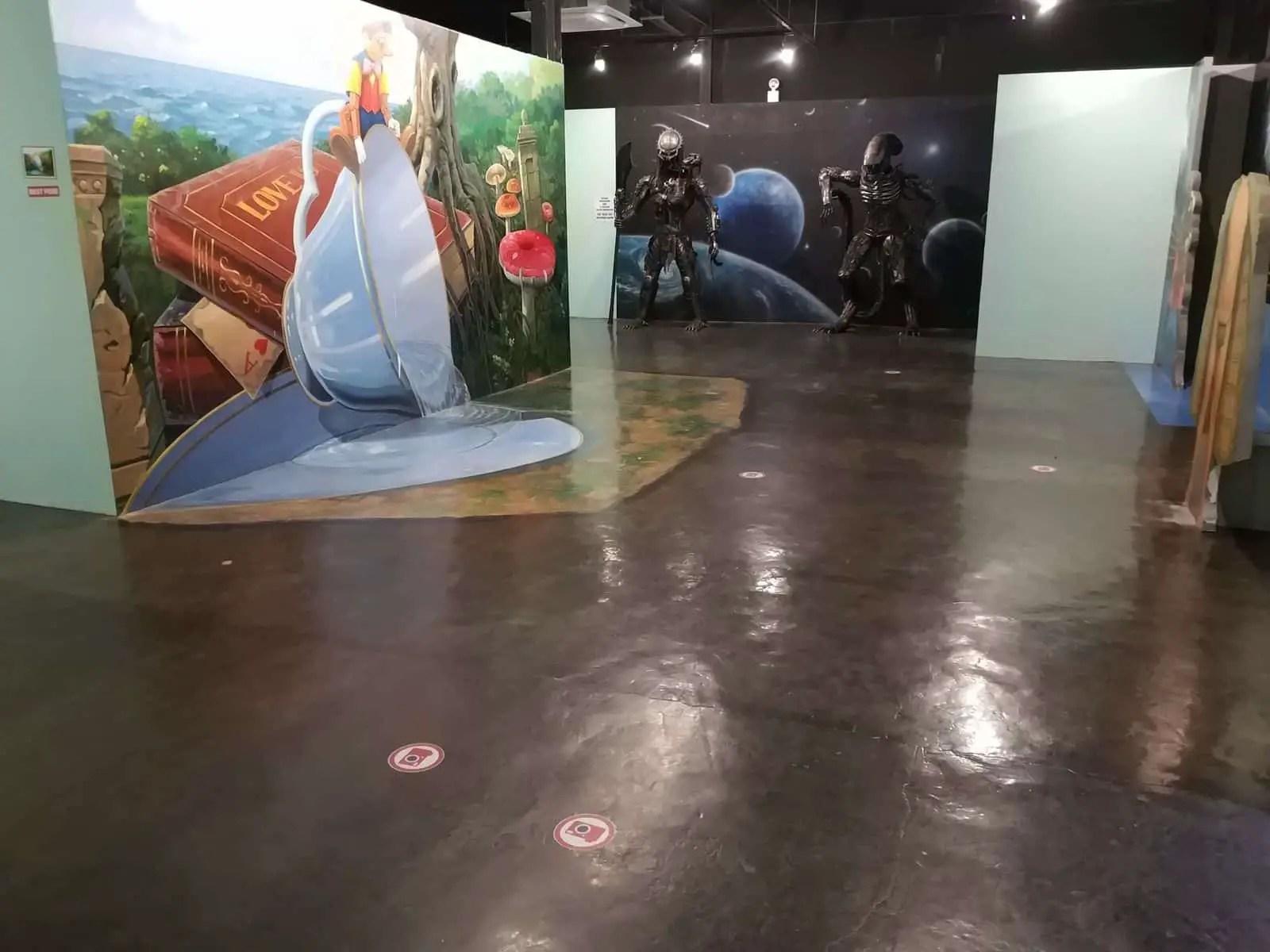 Art Samui - 3d Koh Thailand