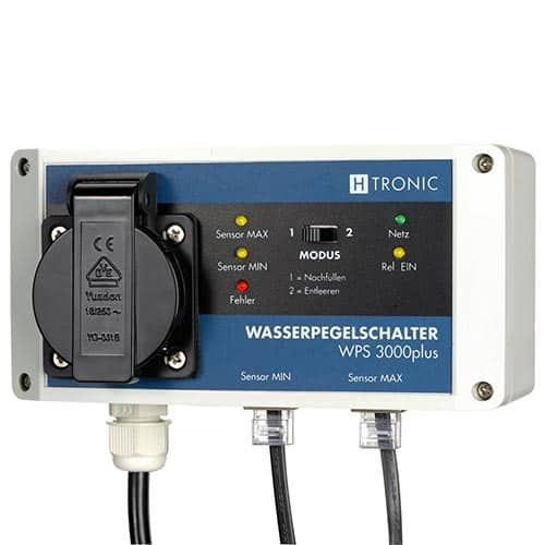 H-Tronic WPS 3000 Plus Wasserpegelschalter
