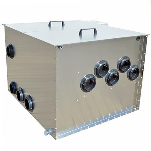 Woodland EBF-80 Endlosbandfilter für Koi- und Schwimmteiche