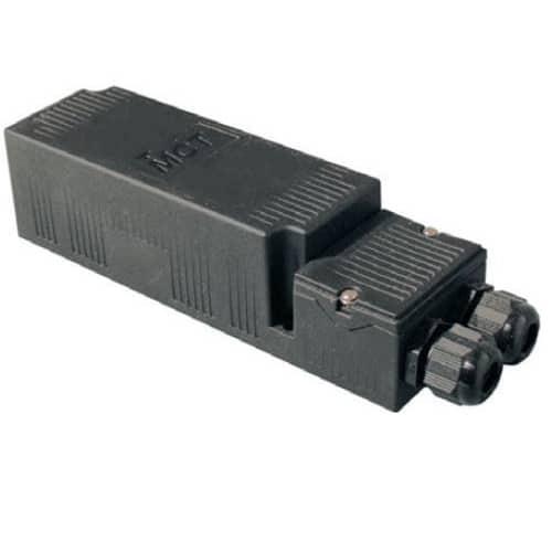 Sicherheitstransformator 12 V für Pool und Teichbeleuchtung
