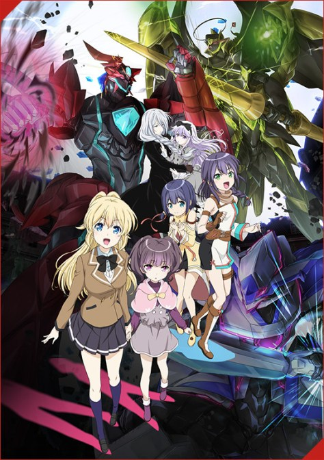 Regalia The Three Sacred Stars es el nuevo anime original de Infinite