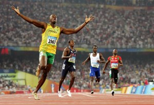 athletics usain bolt wallpapers background free pictures