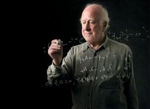 Peter Higgs e la particella fantasma