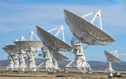 Segnale dallo spazio ripreso dal SETI