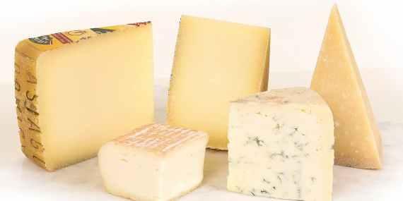 Grassi del formaggio non alzano il colesterolo cattivo