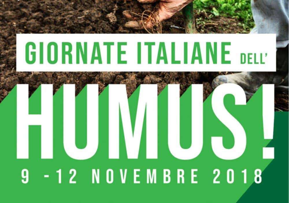 Giornate italiane dell'HUMUS! 9-12 novembre 2018