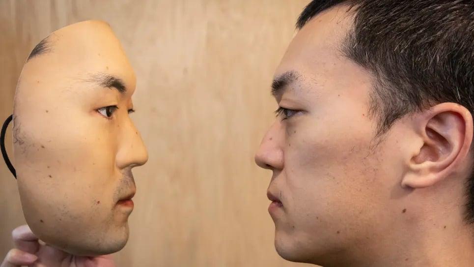 maschere realistiche stampate 3D 9