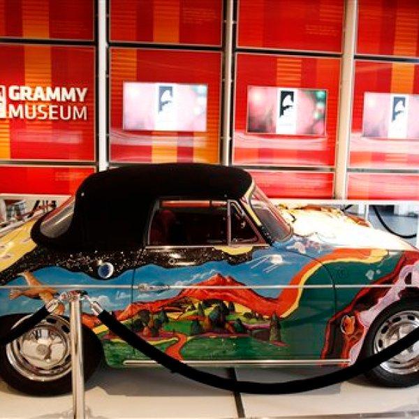 Grammy Museum Strange Kozmic Experience_204371