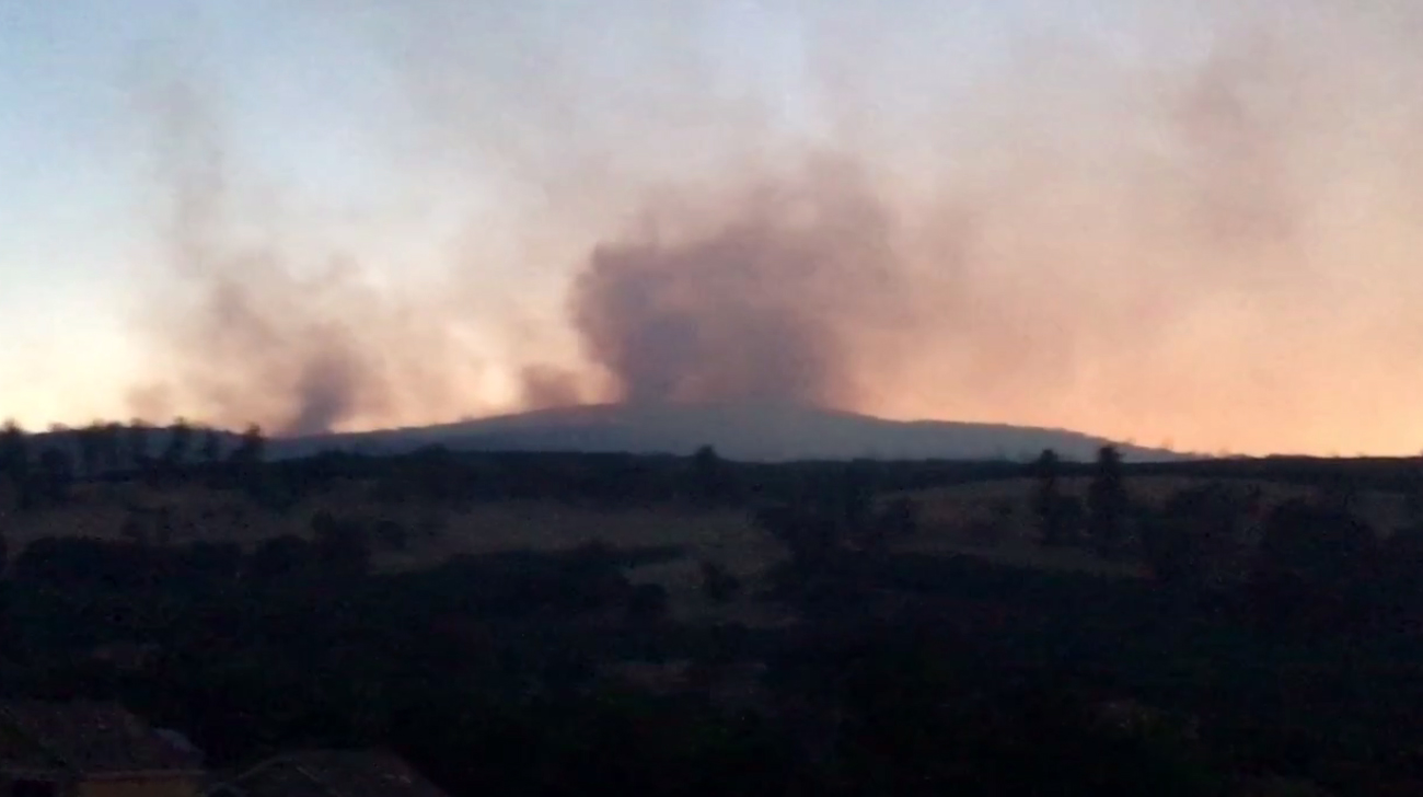 the dalles grass fire_323307