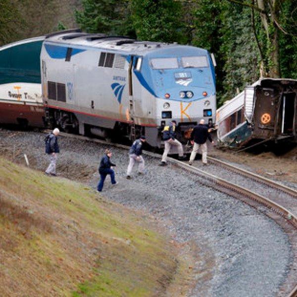 Train Derailment Washington State_569546