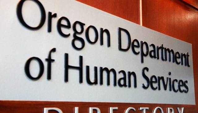 Oregon Department of Human Services DHS generic