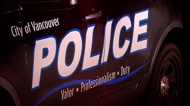Vancouver Police generic car breaking crash