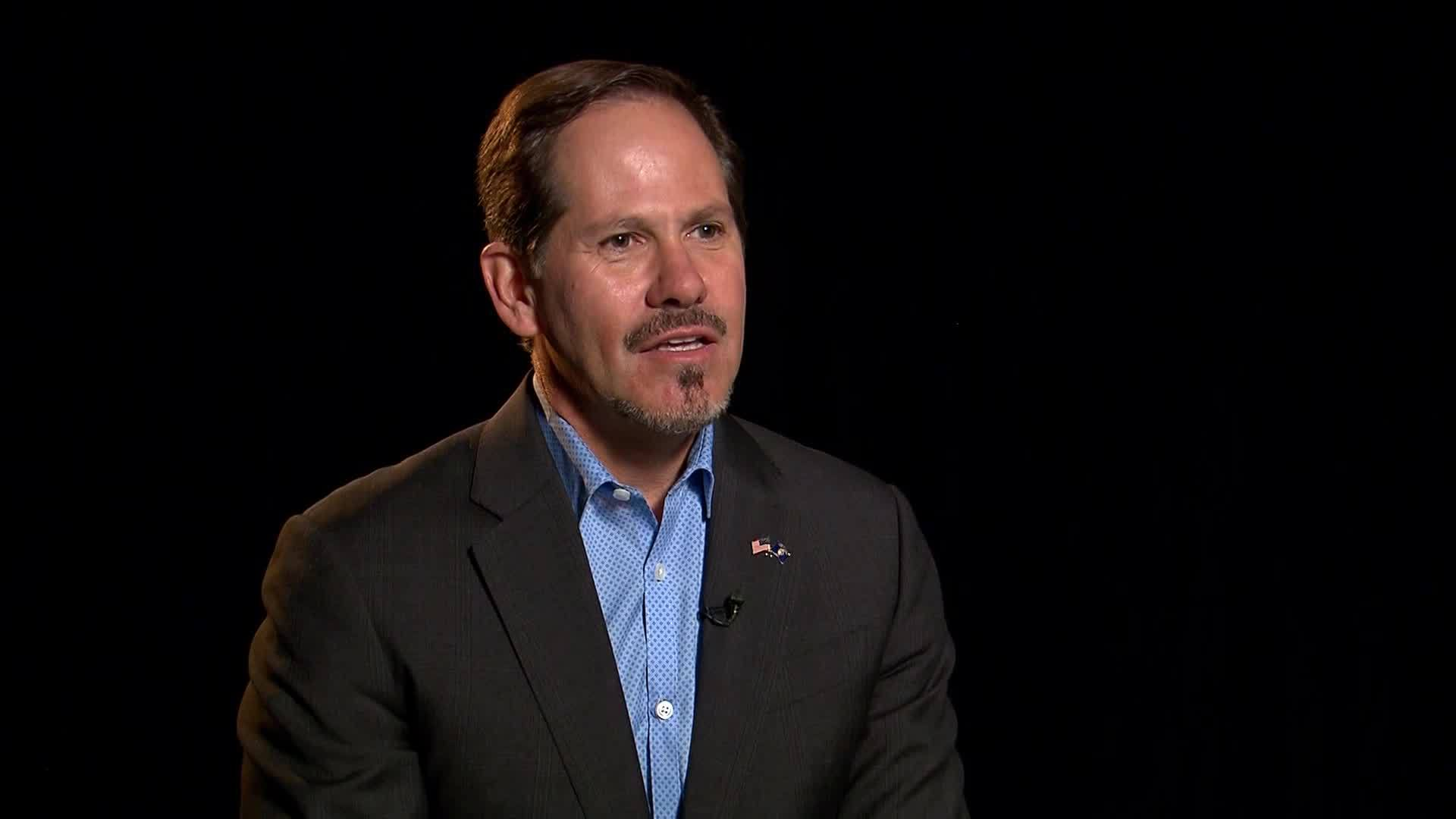 Web extra: 1-on-1 with Rep. Knute Buehler
