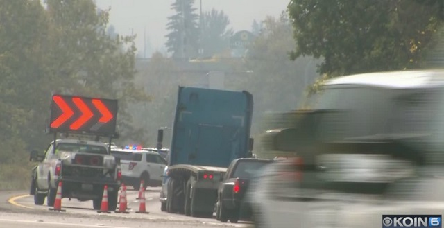 Woman fleeing WSP in stolen car ejected from crash, dies