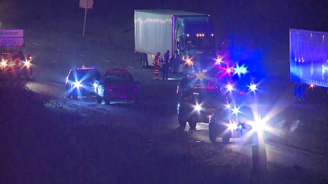 Pedestrian hit, killed on NB I-5 near La Center