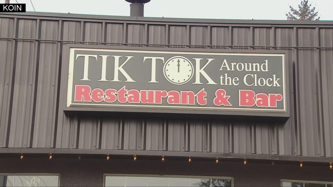 Man dies after shooting outside Tik Tok
