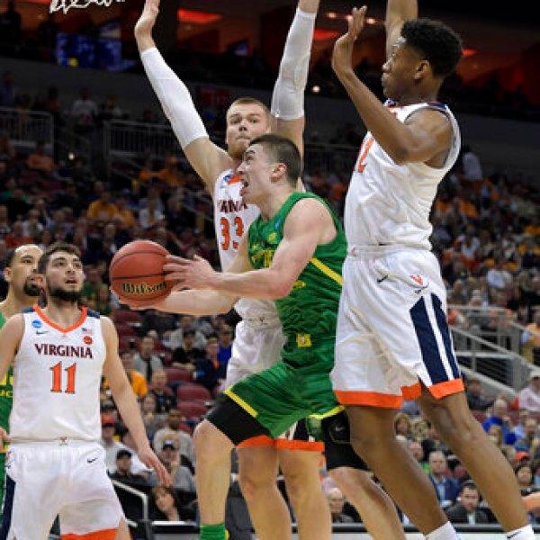 NCAA Oregon Virginia Basketball_1553829364991