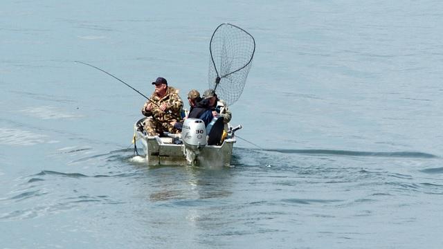 Salmon fishermen generic salmon generic fishing