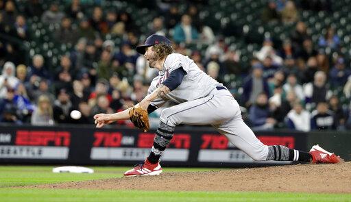 Indians Mariners Baseball_1555395217054