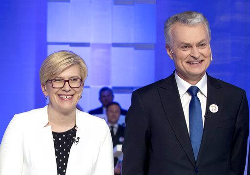 Ingrida Simonyte, Saulius Skvernelis, Gitanas Nauseda