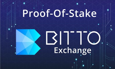 BITTO launches world's first cryptocurrency ex-change with ERC20 Proof of Stake