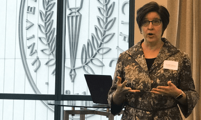 Susan Athey-Ripple stands out in its solution to real world problems