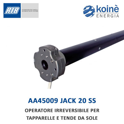 rib AA45009 JACK 20 SS