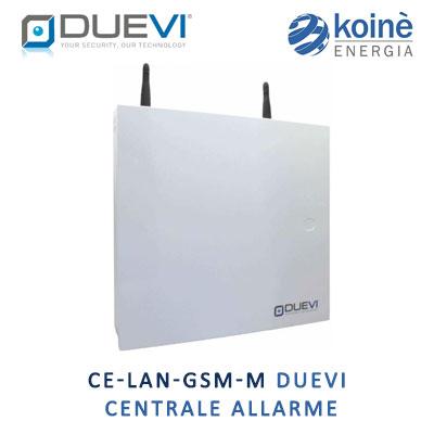 CE LAN GSM M DUEVI