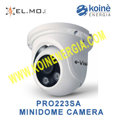 PRO223SA Minidome telecamera Elmo
