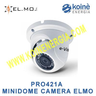 elmo PRO421A telecamera videosorveglianza