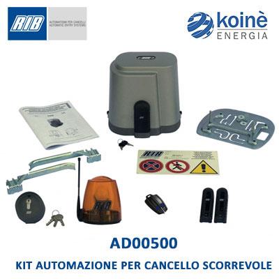 RIB AD00500 KIT K500