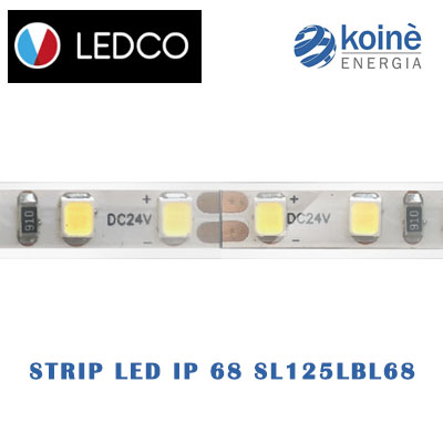 LEDCO STRIP LED IP 68 SL125LBL68