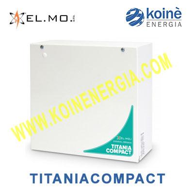 elmo centrale titaniacompact