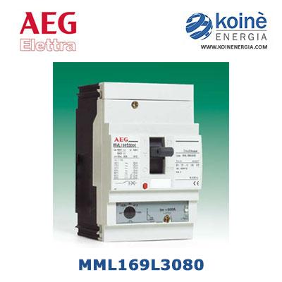 aeg elettra MML169L3080 interruttore modulare scatolato